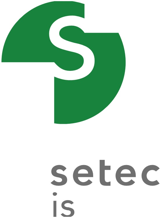 Logo setec is